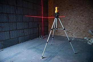 GodyL/ínea 4D Nivel 16 Instrumento de fijaci/ón de luz verde de alta precisi/ón Nivelaci/ón del nivel del suelo con control remoto inteligente Impermeable IP54 A prueba de polvo Tr/ípode a prueba de golpes
