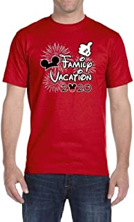 Mickey Mouse Ear T-Shirt, Family Vacation Shirts, 2020 Orlando Shirts, Florida T-Shirts, Family Vacation T-Shirts