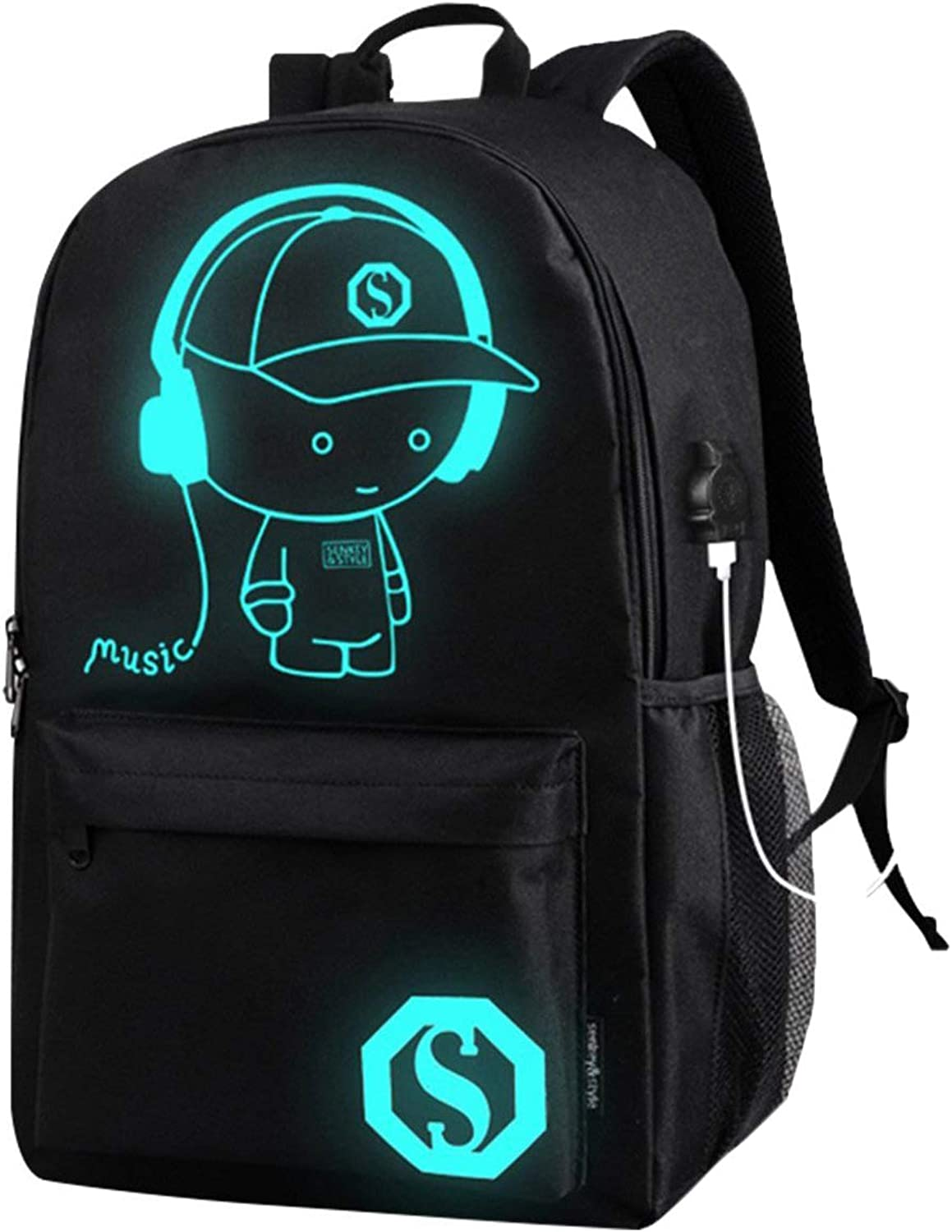 LLFS Luminous Backpack, Unisex Kinderrucksack