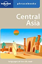 Central Asia: Lonely Planet Phrasebook