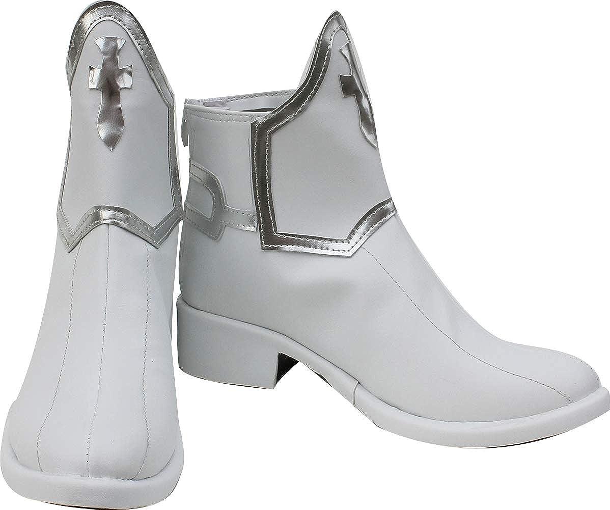 Sword Art Online Yuuki Asuna Cosplay Boots Anime Shoes Excalibur Version