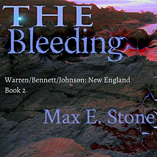 The Bleeding audiobook cover art