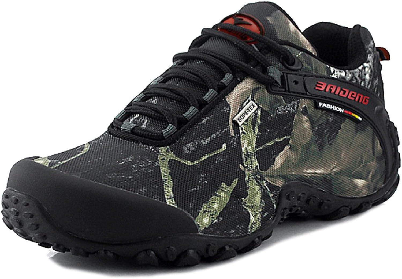 MERRYHE Outdoor Climbing shoes For Mens Hiking Trekking Walking Footwear Mountain shoes Walking Sneakers