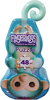 Spin Master Fingerlings Puzzle Tin Interactive Toy