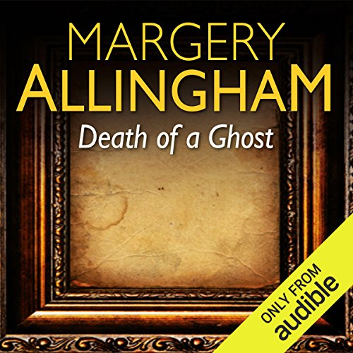 Death of a Ghost                   By:                                                                                                                                 Margery Allingham                               Narrated by:                                                                                                                                 Francis Matthews                      Length: 9 hrs and 9 mins     72 ratings     Overall 4.4