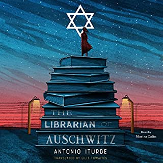 Page de couverture de The Librarian of Auschwitz