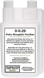 0-0-26 Foliar Phosphite (26% Soluble Potash) Liquid Fertilizer (32 oz.)