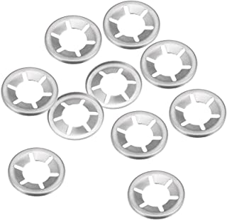 Tooth Lock Washers 25 pcs AISI 410 Stainless Steel External Tooth Washer 5//8