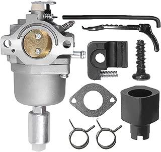 Anxingo LA105 Carburetor for John Deere 108 L105 102 115 105 X120 X145 L107 L108 LA125 LA115 LA105 D110 D105 Lawn Tractor MIA12509 MIA11474 MIA11520 Carb