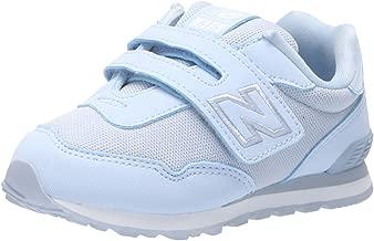 New Balance unisex-child 515v1 Hook and Loop Sneaker