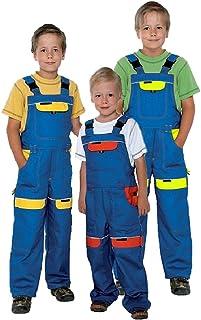 ARDON Niños Peto de Trabajo Ropa Pantalones Trabajo Pantalon Bob el Constructor Niño Ropa de Trabajo, Pantalones al jardín...