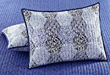 Martha Stewart Collection Indigo Dream Standard Sham