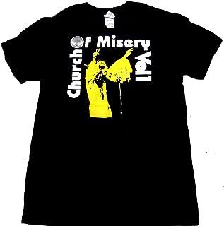 【CHURCH OF MISERY】チャーチオブミザリー オフィシャルバンドTシャツ#001