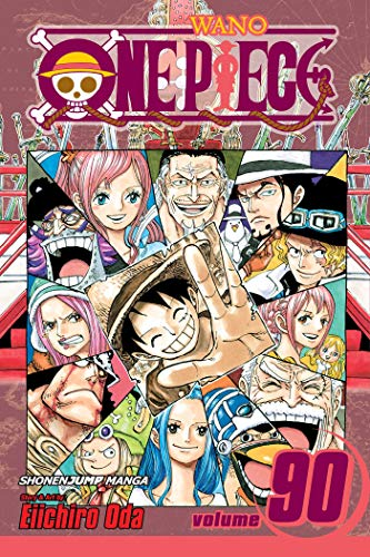 One Piece, Vol. 90: Sacred Marijoa