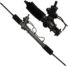 Detroit Axle Complete Power Steering Rack & Pinion Assembly for 1993-2002 Toyota Corolla & Chevy Prizm