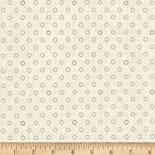 Andover Blue Sky Bubbles Cirrus Fabric By The Yard