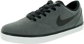 SB Check Mens Trainers 705265 Sneakers Shoes (UK 10 US 11 EU 45, Dark Grey Black White 011)