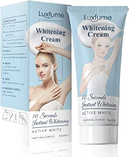 Sponsored Ad - Whitening cream that can effectively moisturize the skin. It can brighten knees, bikini lines, and combat d...