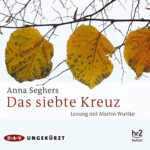 Das siebte Kreuz audiobook cover art
