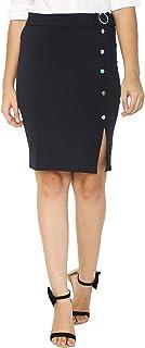 FRANCLO Women's Designer Skirt
