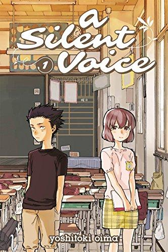 A Silent Voice Vol. 1 (English Edition)