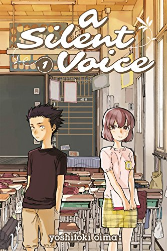 A Silent Voice Vol. 1 (English Edition)
