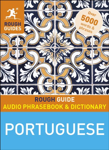 Rough Guide Audio Phrasebook and Dictionary: Portuguese (Rough Guides Phrasebooks) (English Edition)