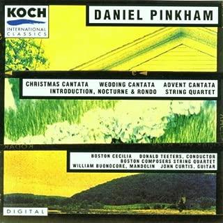 pinkham christmas cantata