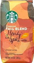 Starbucks Fall blend 2018, ground, 10 ounce bag