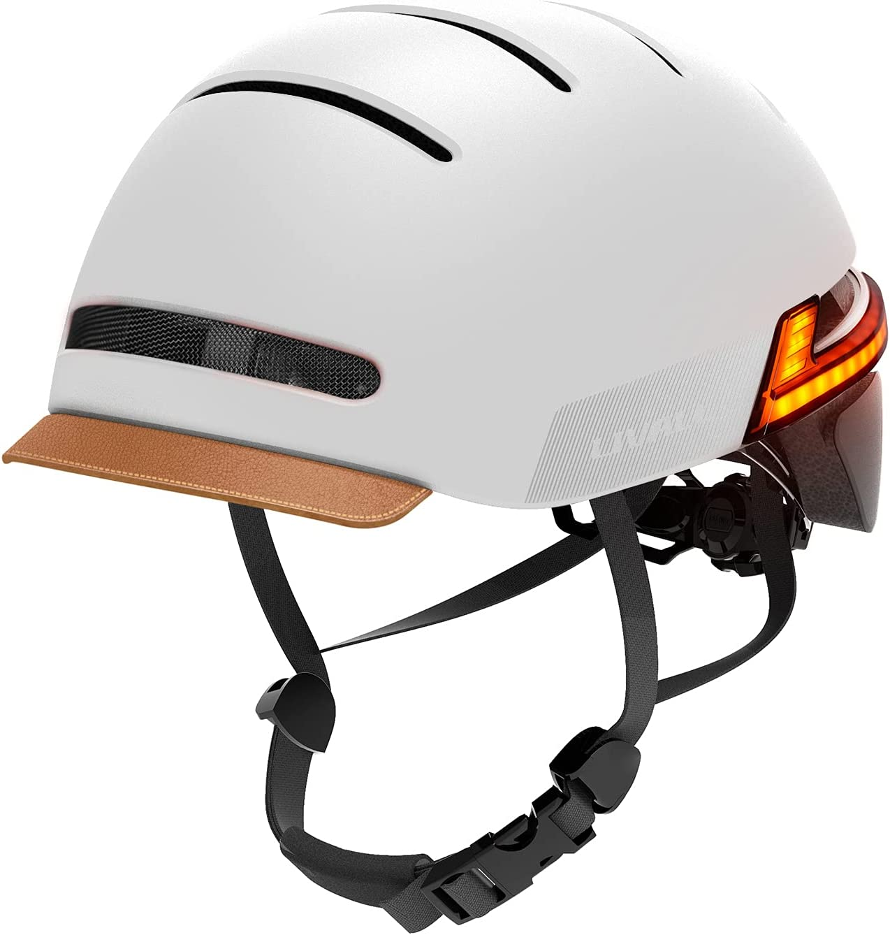 LIVALL Smart Free shipping Adult Bike Helmet with Tail Signal Limited time for free shipping Turn Re Lights