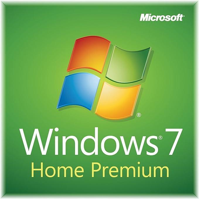 Amazon Com Microsoft Windows 7 Home Premium Sp1 64bit System Builder Oem Dvd 1 Pack Frustration Free Packaging Software