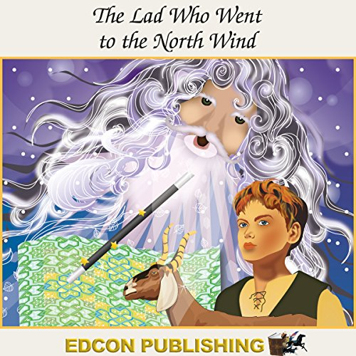 The Lad Who Went to the North Wind audiobook cover art
