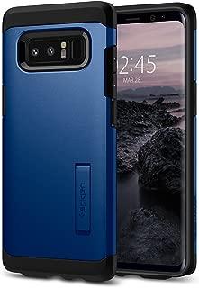 Spigen Tough Armor Designed for Samsung Galaxy Note 8 Case (2017) - Deep Sea Blue