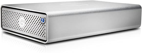 G-Technology G-DRIVE with Thunderbolt | 8TB External Hard Drive with Thunderbolt USB 3.0