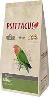 Psittacus Pienso para Agapornis - 450 gr