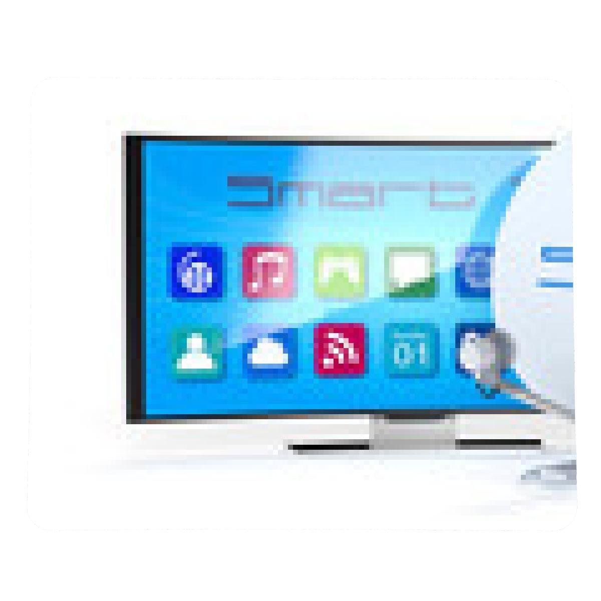 alfombrilla de ratón Smart TV con antena parabólica: Amazon.es: Electrónica