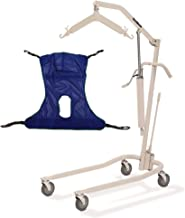 9805P Hydraulic Patient Body Lift and R115 Sling