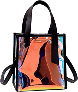 Best holographic vans bag Reviews