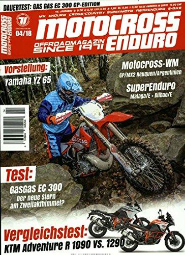Motocross Enduro [Abonnement jeweils 12 Ausgaben jedes Jahr]