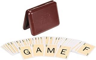 Pavilion Scrabble Slam Game with Sculpted Wood Case
