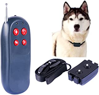 Alek... Dog Remote Small Med Shock Collar Training Vibrate Pet Trainer Safe 4in1 Large New Controller Accessory Electronic Vibration