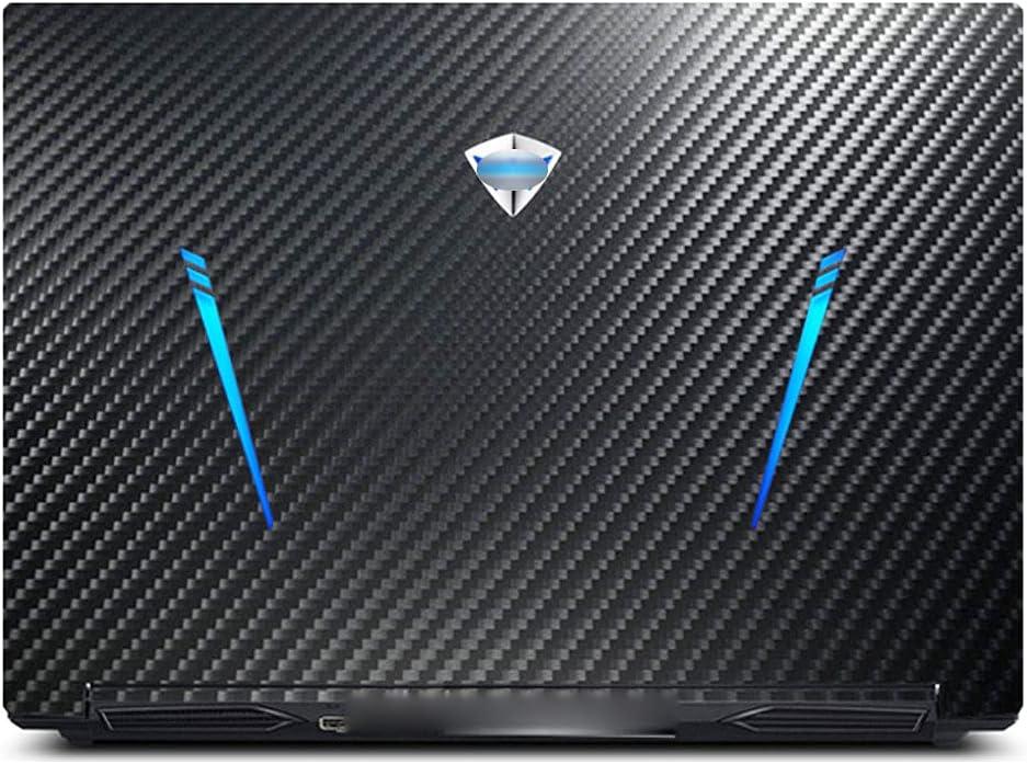 Vaxson 2 Unidades Protector de pantalla Posterior, compatible con DELL Precision 15 5000 (5510) 15.6