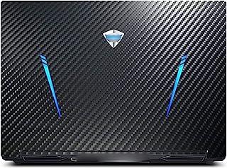 Vaxson 2-pack bakskyddsfilm, kompatibel med Acer Predator Triton 900 PT917-71 17,3 tum, svart skydd klistermärke hud [inte...