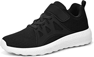 Boy's Girl's Lightweight Breathable Sneakers Athletic Casual Shoes