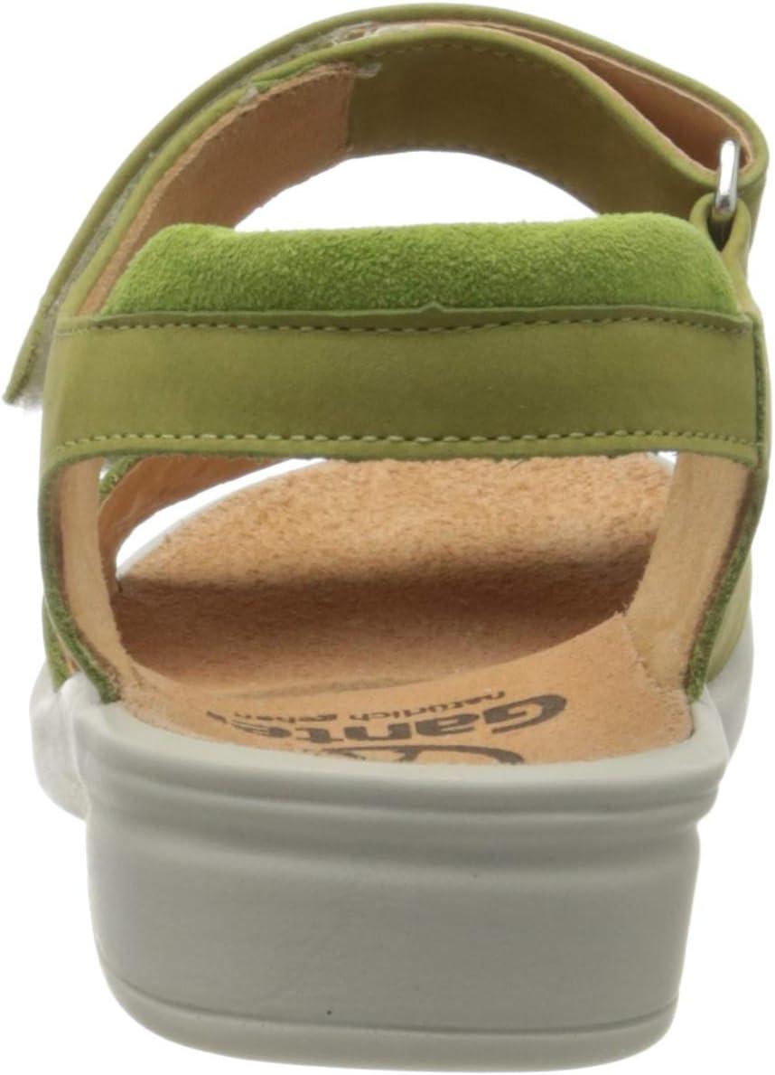 Hele dames Sonnica-e gesloten sandalen Grün (Kiwi 5200)