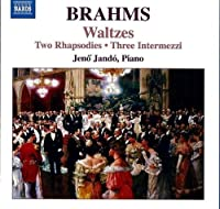 Brahms: Waltzes; Variations and Fugue on a Theme of Handel by JOHANNES BRAHMS (2007-05-29)