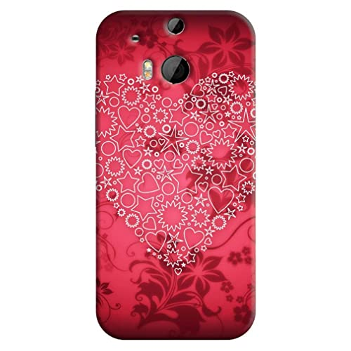 more photos f0a43 e8a07 HTC M8 Back Cover: Buy HTC M8 Back Cover Online at Best Prices in ...
