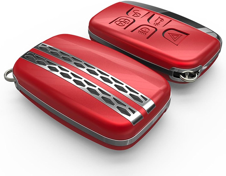 [Nextblueee] Land Rover Range Rover dedicated smart key case remote key cover (red)