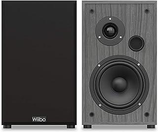 Wiibo String 15 Altavoces HiFi Estanteria 100w Pareja