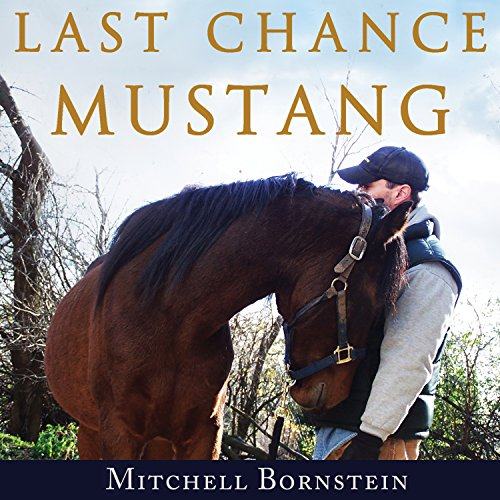 Last Chance Mustang audiobook cover art